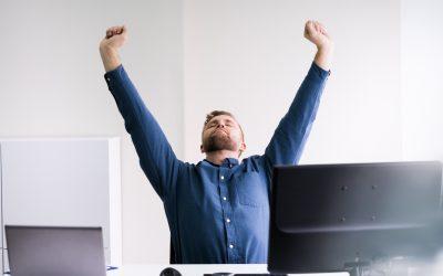 Tips para aumentar tu energía en el trabajo